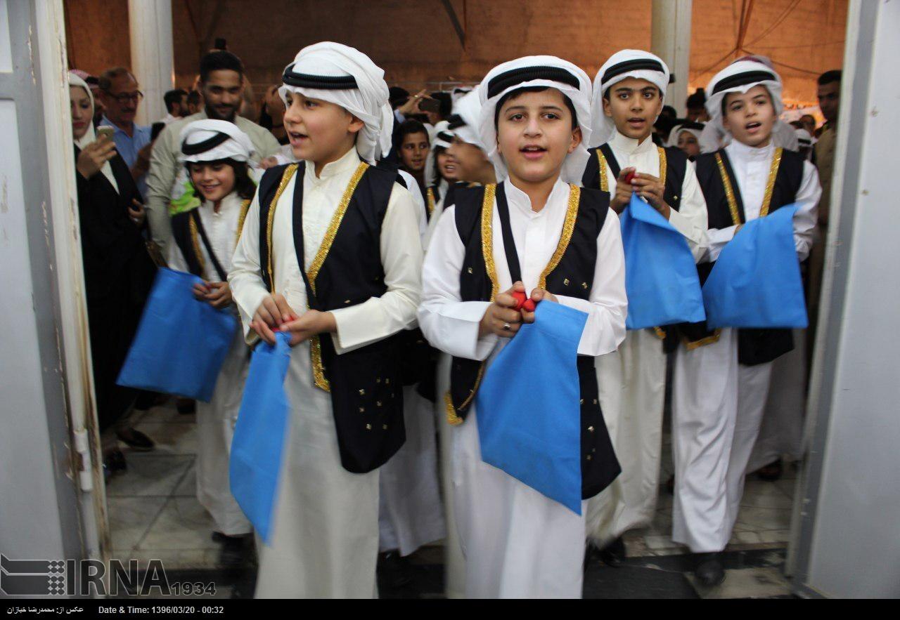 گرگیعان (قرقیعان)؛ میراث معنوی خوزستان در میانه رمضان
