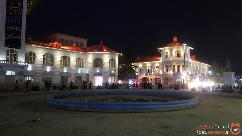 امید خدایاری، میدان شهرداری.jpg