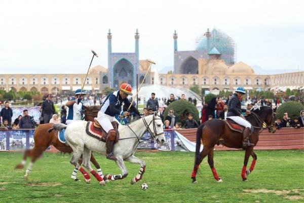 چوگان؛ بازی شاهان ایران
