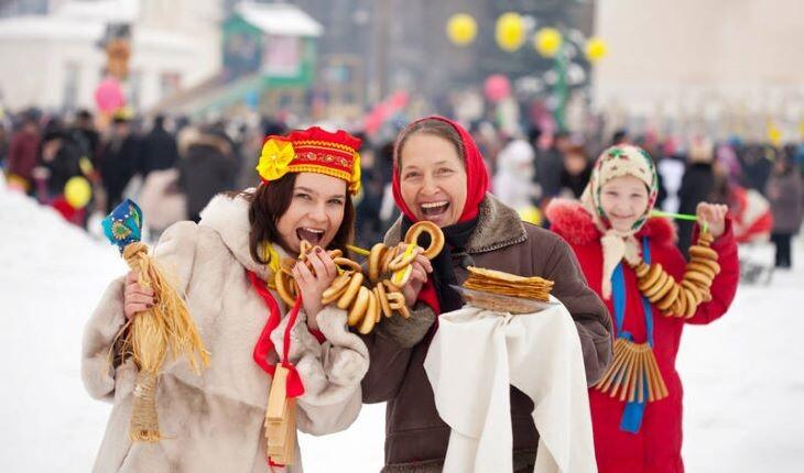 فستیوال پنکیک یا ماسلنیتسا؛ جشن و پایکوبی به سبک روسها