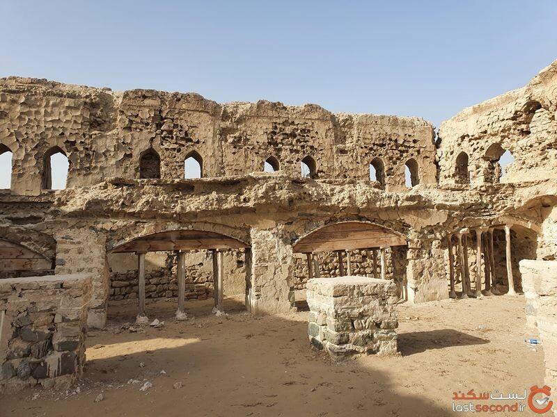 قلعه سنگی هخامنشی