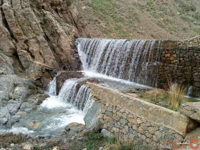 آبشار تیزاب