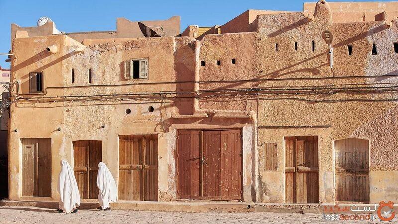 معماری پنتاپولیس الجزایر