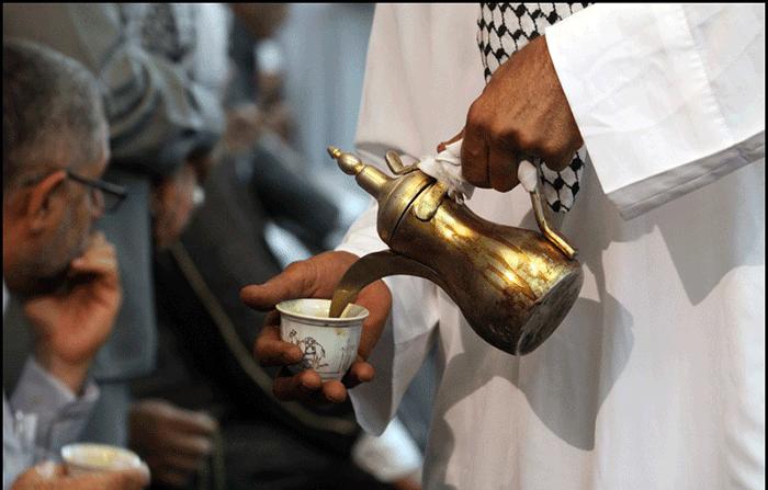 راه و رسم قهوه خوردن در میان خوزستانی ها
