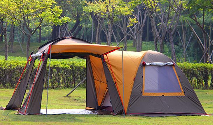 چطور یک چادر مسافرتی خوب تهیه کنیم؟