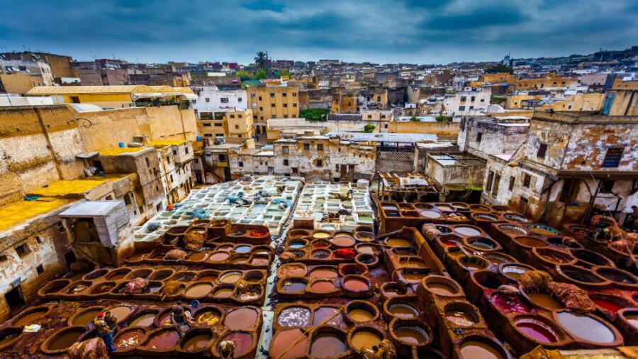 مراکش، دنیایی از زیبایی!