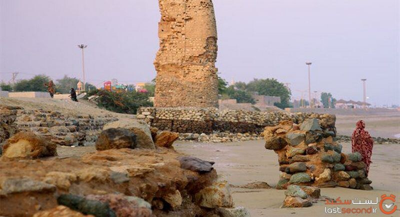 قلعه بندر کنگ