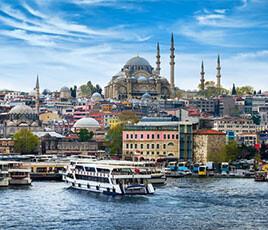 برنامه سفر 6 روزه به استانبول