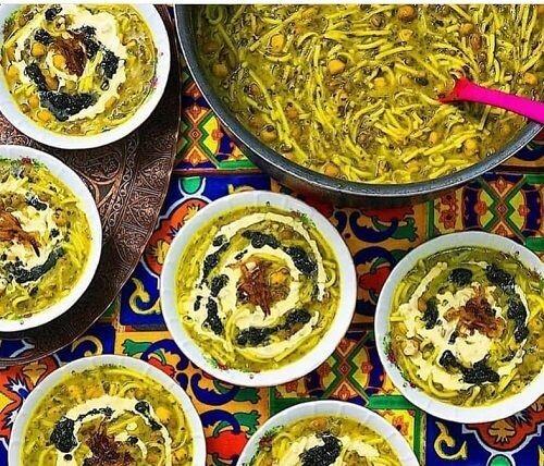 جایگاه آش در فرهنگ ایرانیان