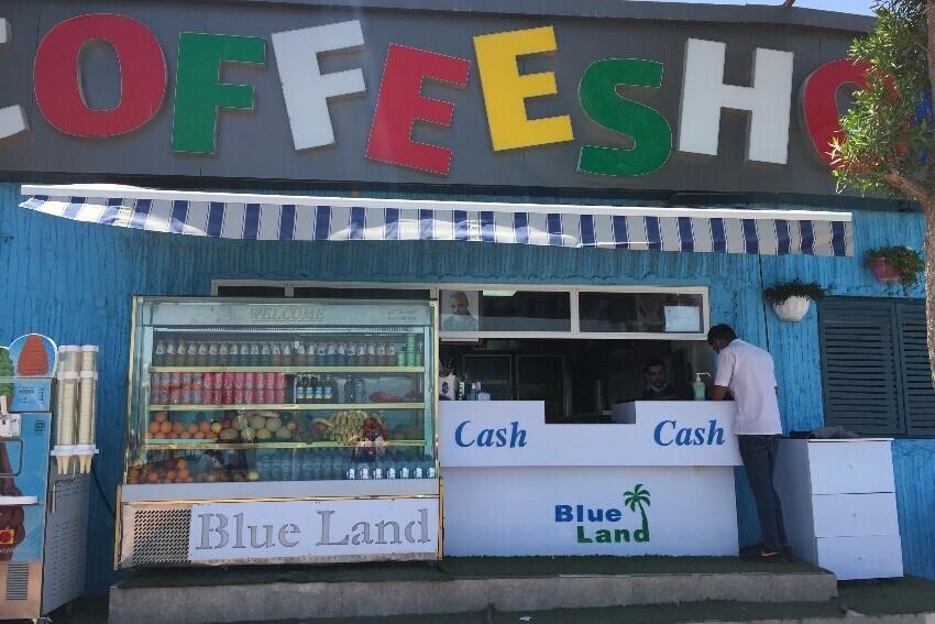 کافه رستوران بلولند