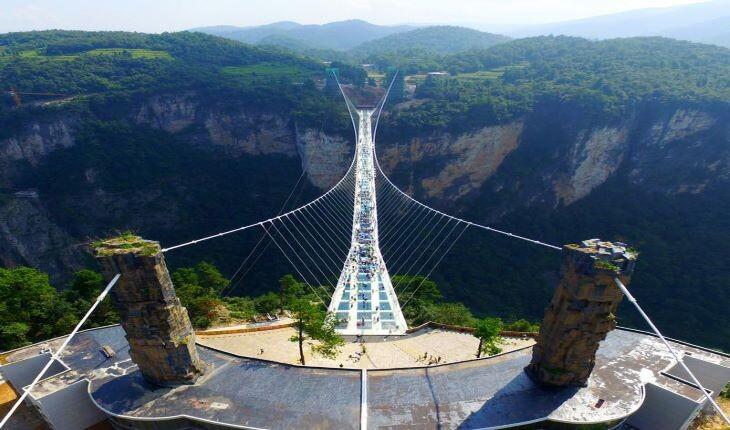 ترسناک اما هیجان انگیز؛ خاص ترین پل های معلق جهان