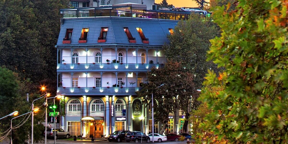 هتل ریورساید تفلیس
