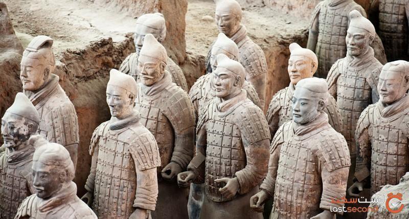 ارتش سفالین چین
