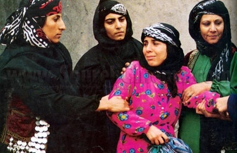 آداب و رسوم اقوام ایرانی برای پایان دادن به منازعات قومی