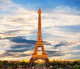 برنامه سفر 3/5 روزه به پاریس