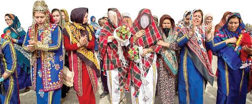 با انواع زیورآلات زنان در اقوام مختلف ایرانی آشنا شوید!