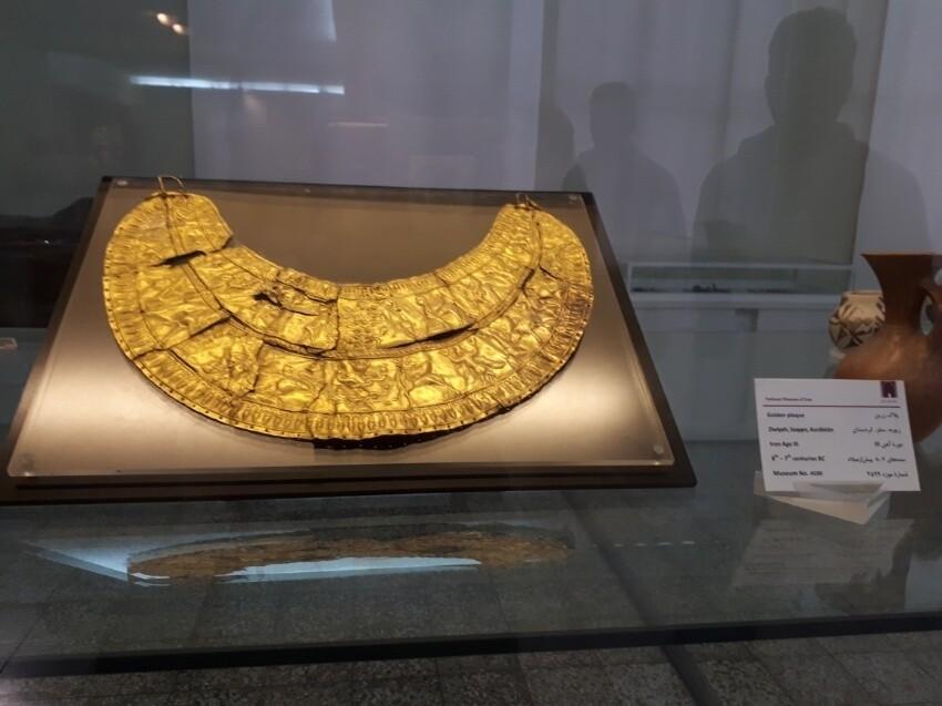 موزه ایران باستان؛ نخستین موزه رسمی ایران