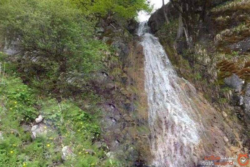 آبشار برجی کلا