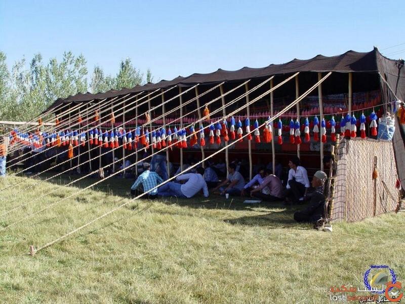 قره چادر قشقایی