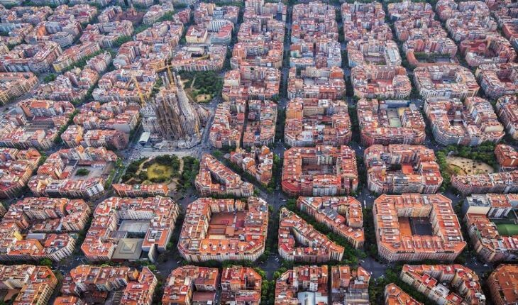 10 شهر و روستایی که خاص ترین معماری را در جهان دارند