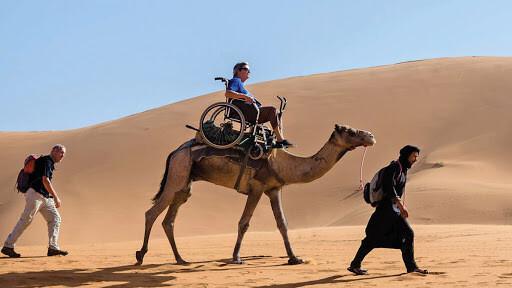 گردشگری در دسترس؛ گردشگری برای همه از کودک تا افراد دارای معلولیت