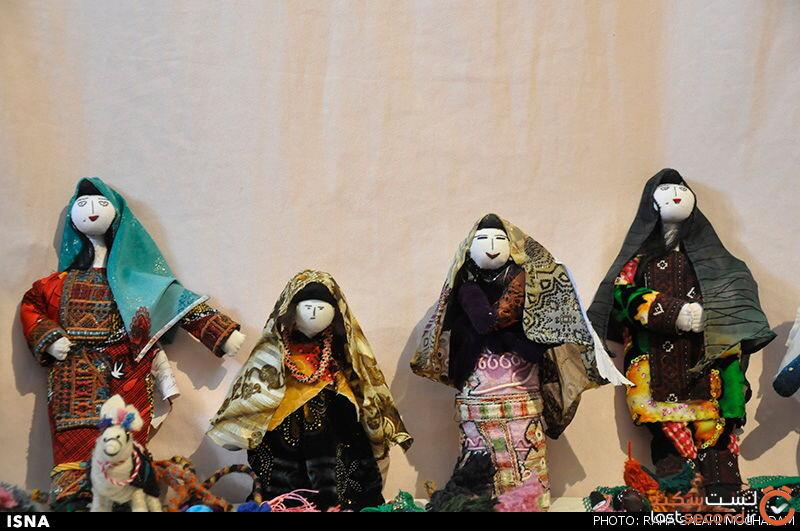 عروسک های محلی