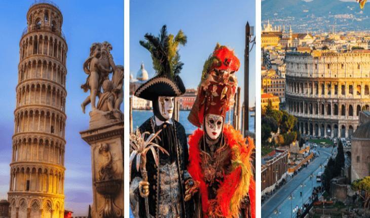 اگر عاشق ایتالیا هستید این 20 حقیقت را از دست ندهید!