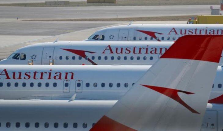 بازگشت هواپیمایی اتریش به ایران از تیر ماه 1400