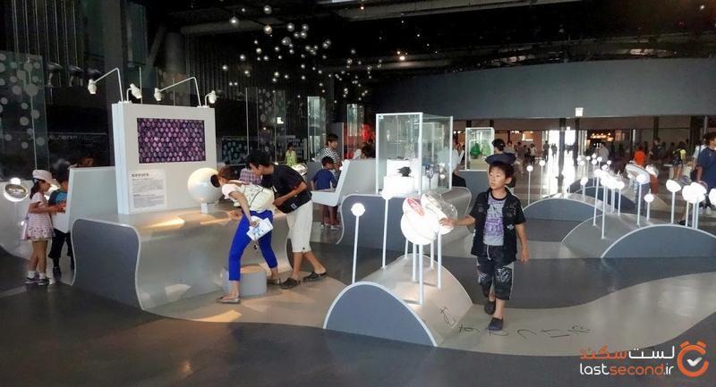 موزه برند سامسونگ