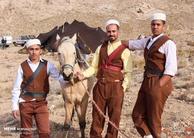 حیوانات و اقوام ایرانی
