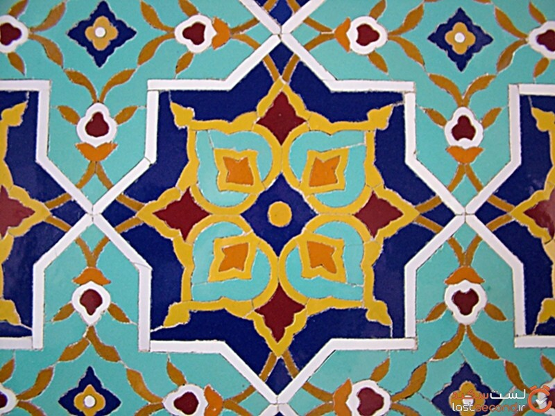 کاشی ایرانی
