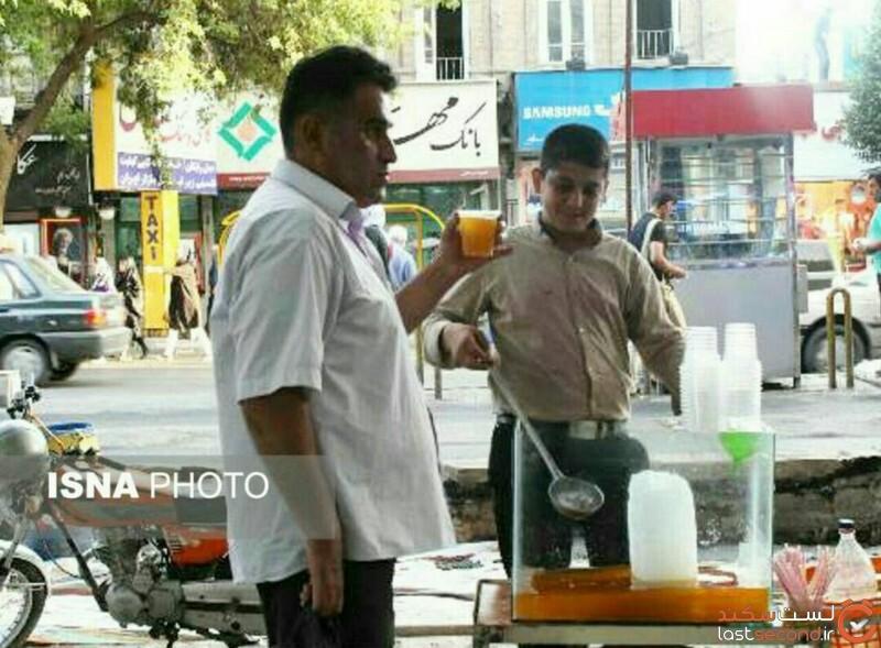 تابستان در تهران