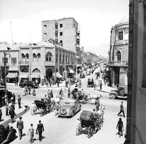 وسایل حمل و نقل در ایران قبل از ورود ماشین!