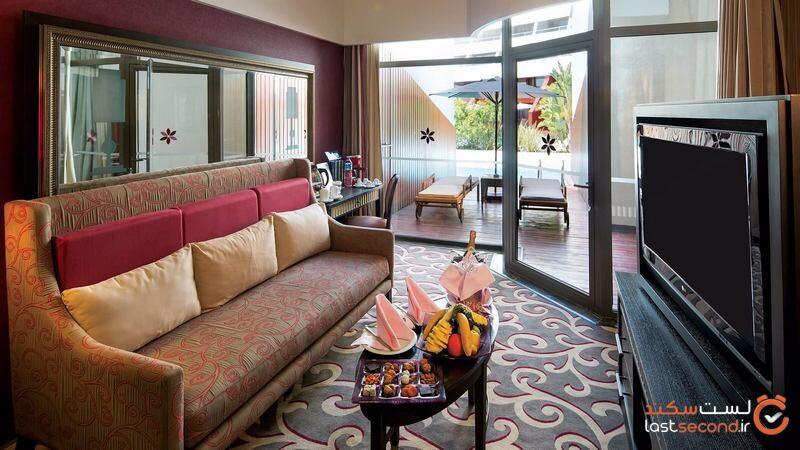 اتاق های  هتل کرنلیا دیاموند آنتالیا