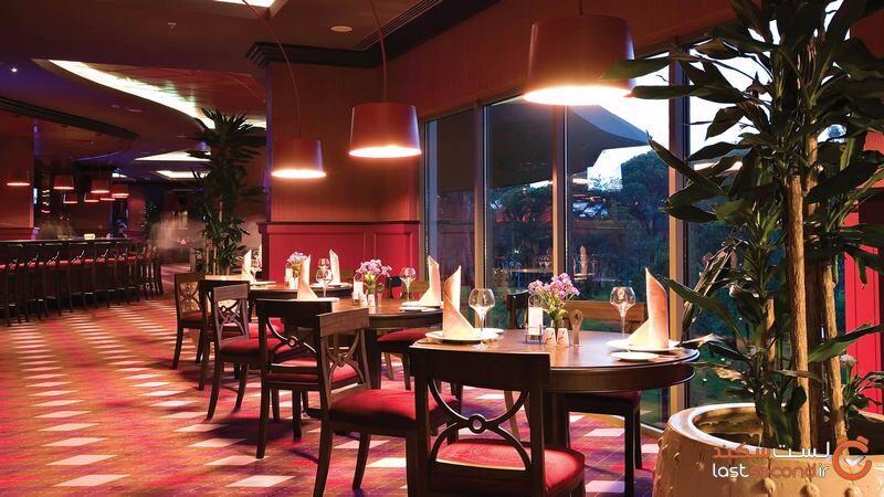 رستوران هتل کرنلیا دیاموند گلف