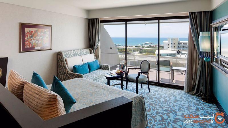 اتاقهای هتل دیاموند گلف