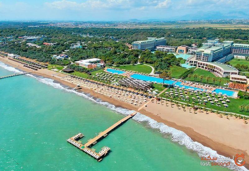 هتل کرنلیا دیاموند گلف