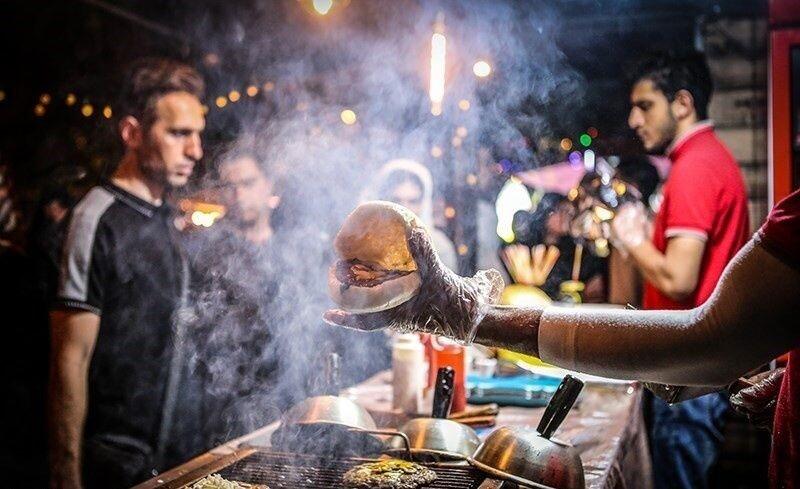 فود استریتها و فودتراکهای معروف ایران برای علاقمندان به غذای خیابانی