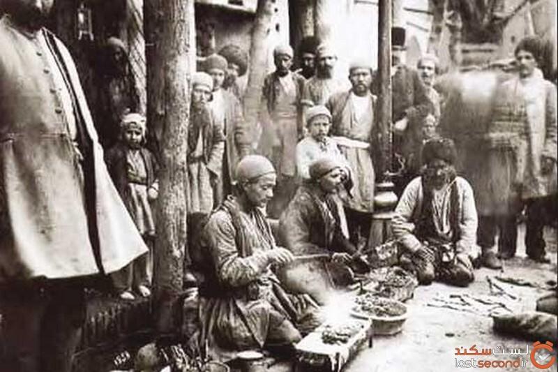 آشپزی ایران