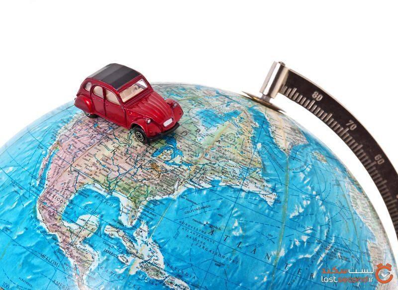سفر با اتومبیل