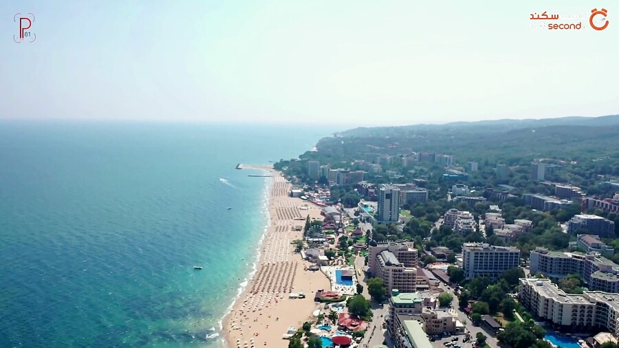 سواحل گلدن سندز بلغارستان