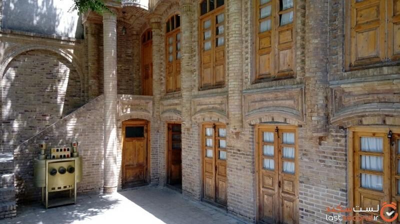 خانه تاریخی توکلی