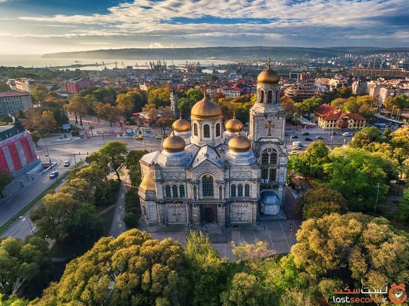 کیسای وارنا بلغارستان