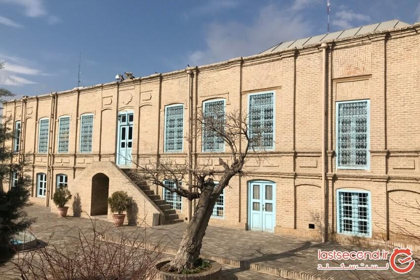 خانه تاریخی حاج ملک