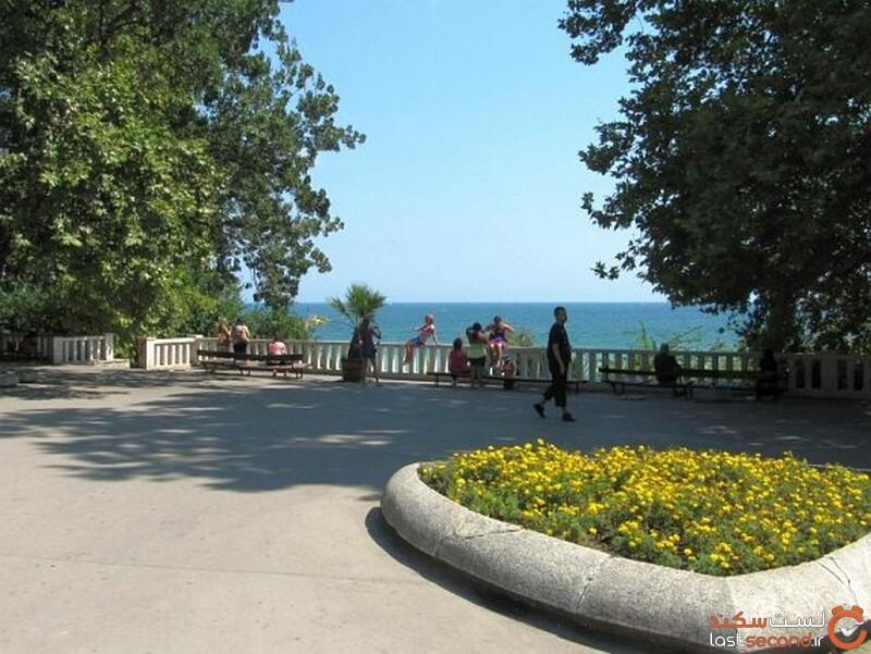 پارک دریایی بلغارستان