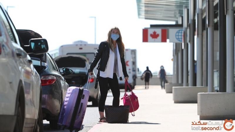 باز شدن مرزهای کانادا