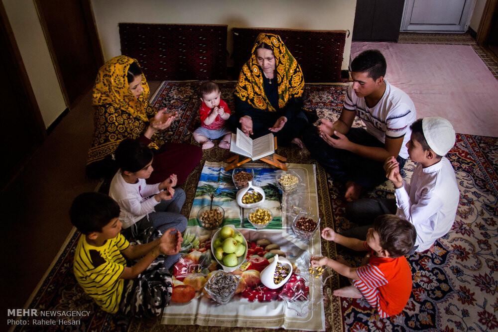 عید قربان در میان ترکمن های ایران