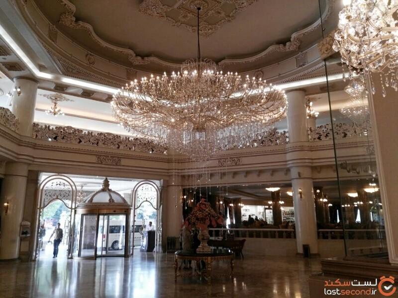 هتل های لوکس ایران