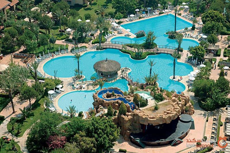 هتل گلوریا آنتالیا