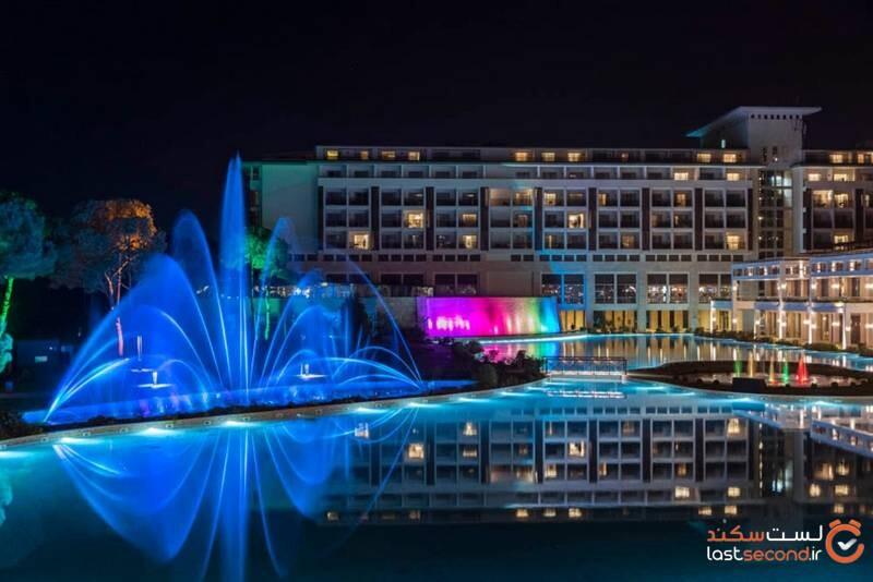 هتل رکسوس آنتالیا